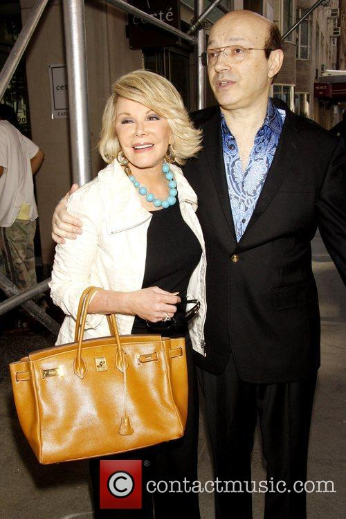 Joan Rivers and Norm Zada 5