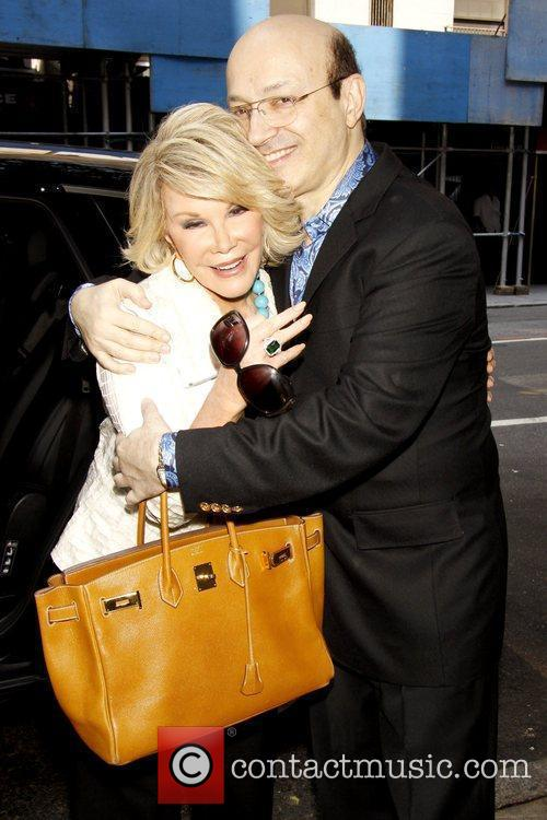 Joan Rivers and Norm Zada 10