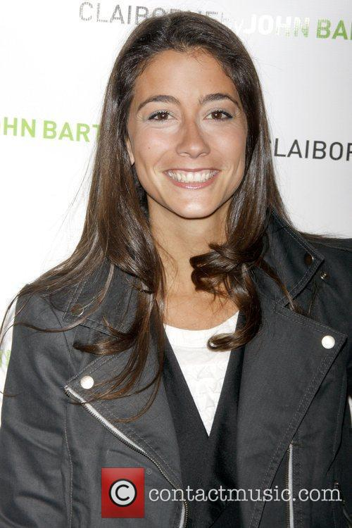 Lindsey Calla Claiborne by John Bartlett Launch Party...