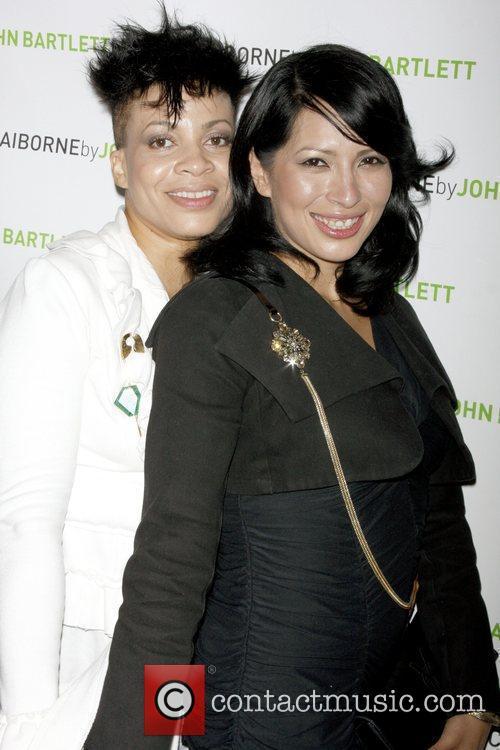 Michelle of M Shop and L. Gomez Claiborne...