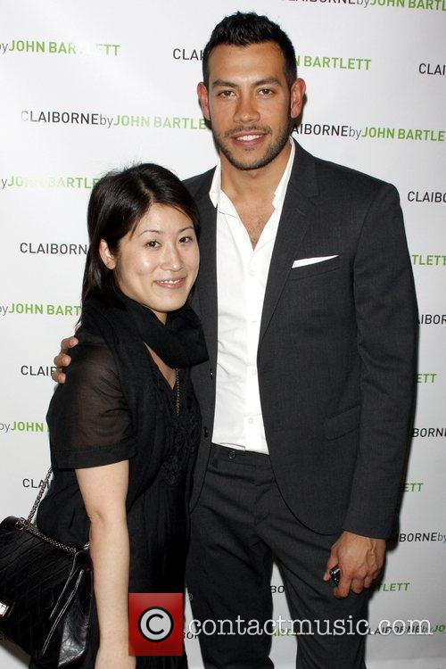 Tracy Yang and Damien Nunes Claiborne by John...