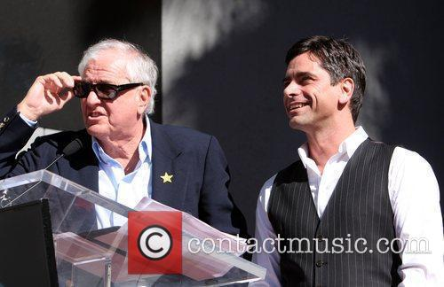 Garry Marshall and John Stamos 7