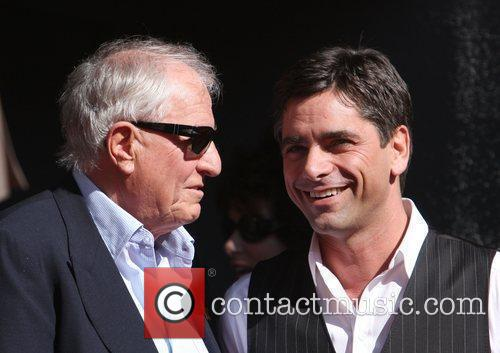 Garry Marshall and John Stamos 2
