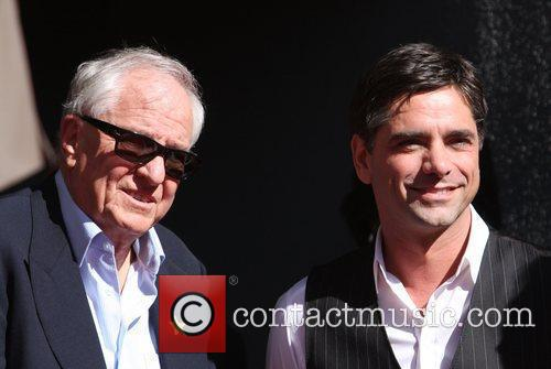 Garry Marshall and John Stamos 1