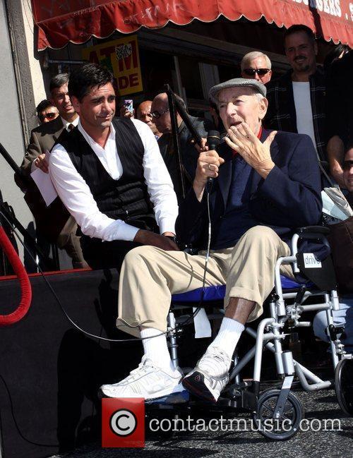 John Stamos and Jack Klugman 3