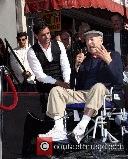John Stamos and Jack Klugman 9