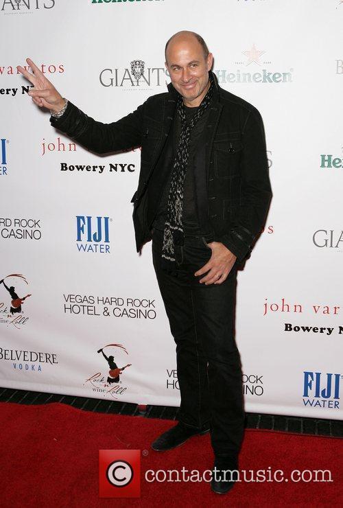 John Varvatos Bowery NYC event at the Hard...