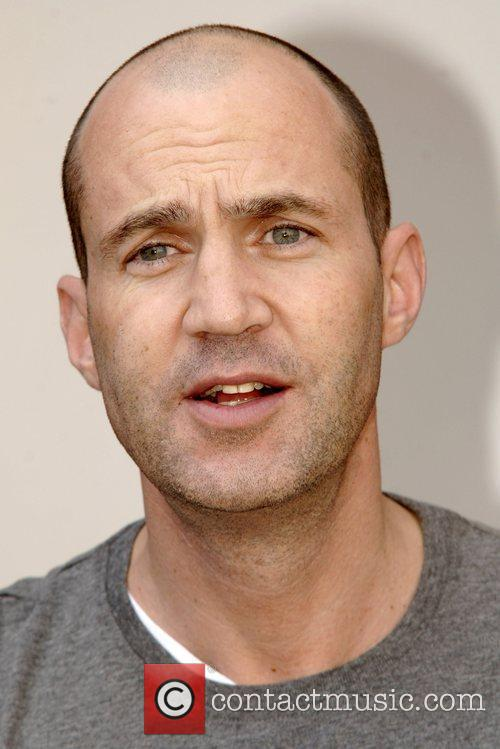 Johnny Vaughan attends a photocall to launch a...