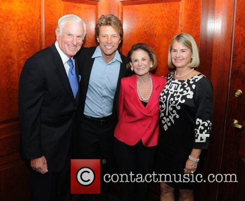 Jon Bon Jovi and guests Project Home honours...