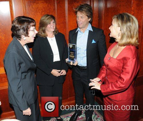 Jon Bon Jovi and Bon Jovi 1