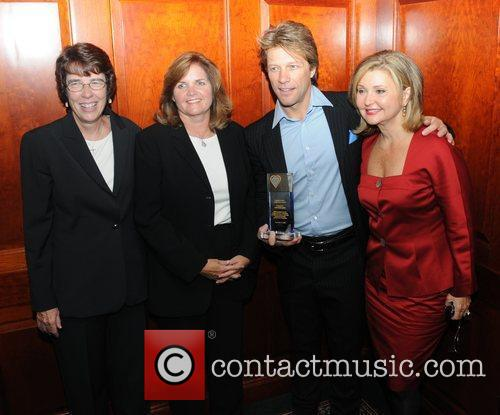 Sister Mary Scullion, Jon Bon Jovi and guests...