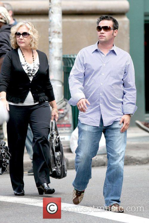 Jon Gosselin out and about in Soho with...