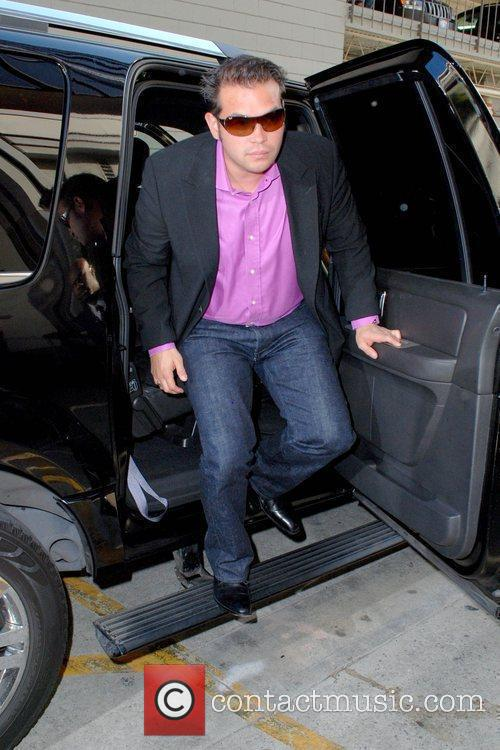 Jon Gosselin, Cnn and Larry King 9