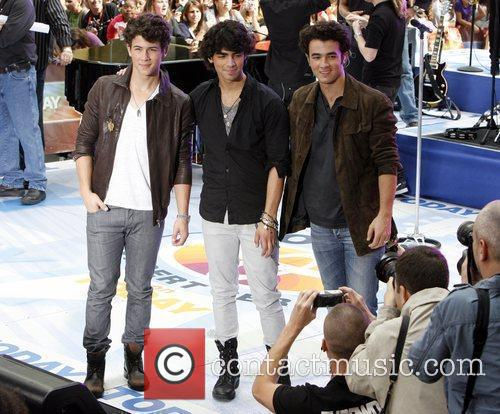 Jonas Brothers and NBC 16