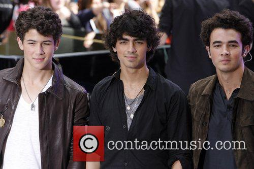 Jonas Brothers and NBC 15