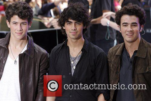 Jonas Brothers and NBC 1