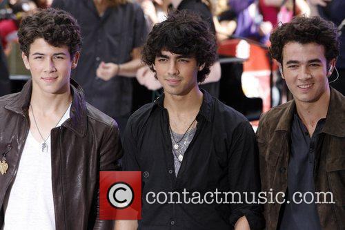 Jonas Brothers and NBC 20