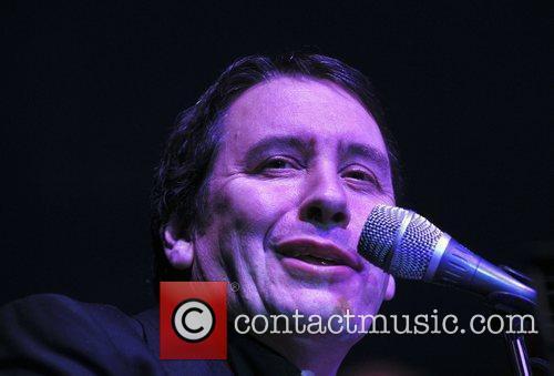 Jools Holland  peforming live at Harrogate International...