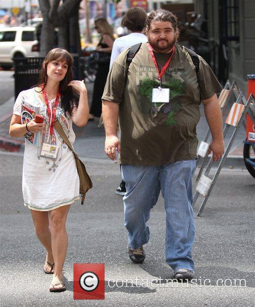 Jorge Garcia and girlfriend Bethany Leigh Shady 3