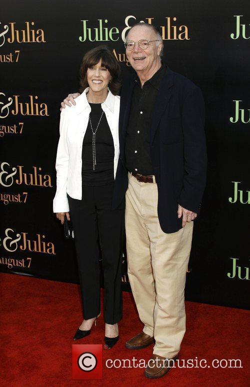 Director Nora Ephron and Nora Ephron 1