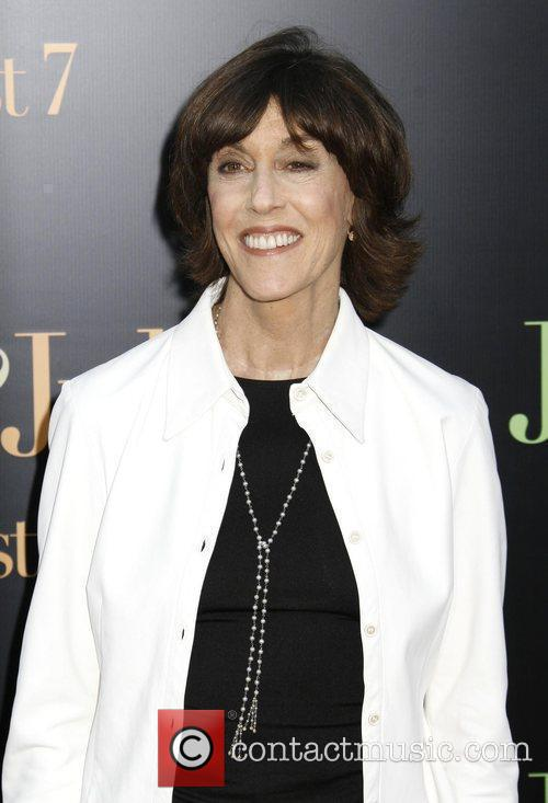 Director Nora Ephron Los Angeles Premiere of 'Julie...