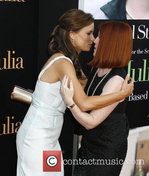 Mary Lynn Rajskub and Kate Flannery 6