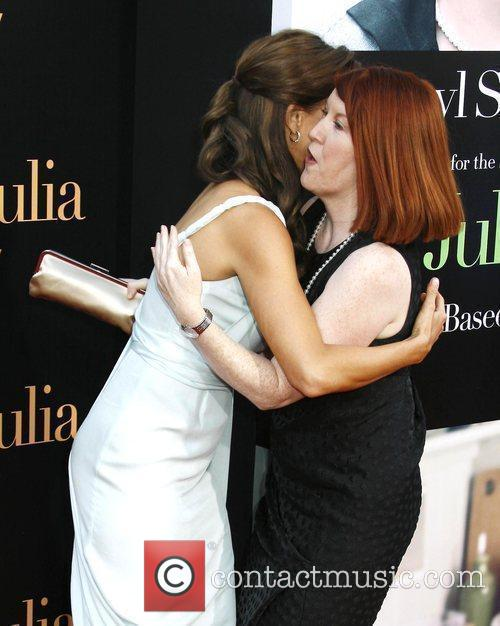 Mary Lynn Rajskub and Kate Flannery 4