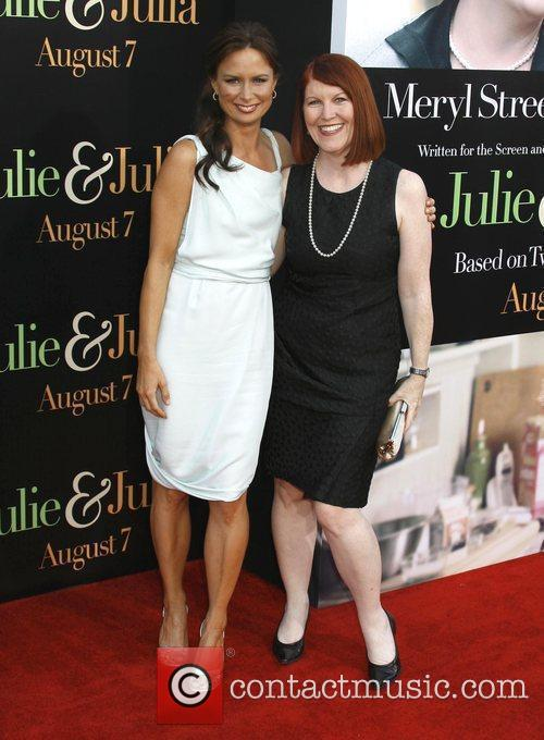 Mary Lynn Rajskub and Kate Flannery 2