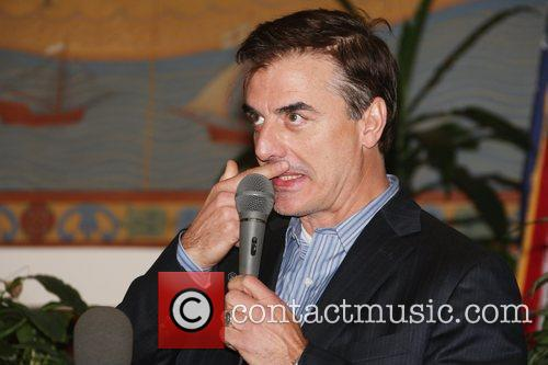 Chris Noth Juror Appreciation Day at the New...