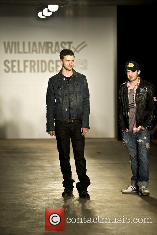 William Rast Autumn-Winter 2009/10 Collection launch held at...