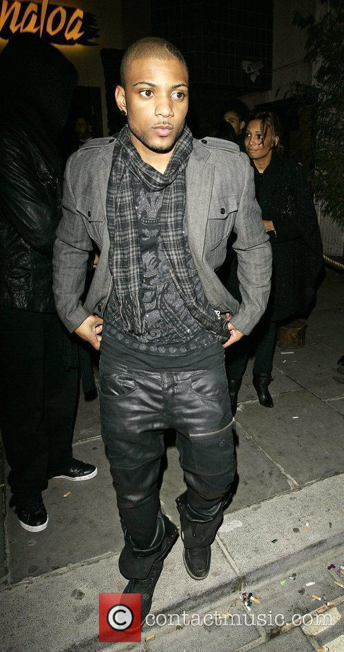 JLS - JB aka Jonathan Gill  The...