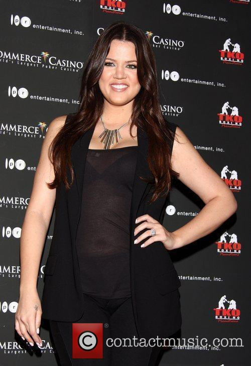 'Kardashian Charity Knock Out' at the Commerce Casino