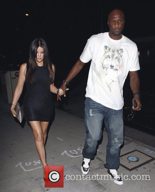 Khloe Kardashian and Kim Kardashian 5
