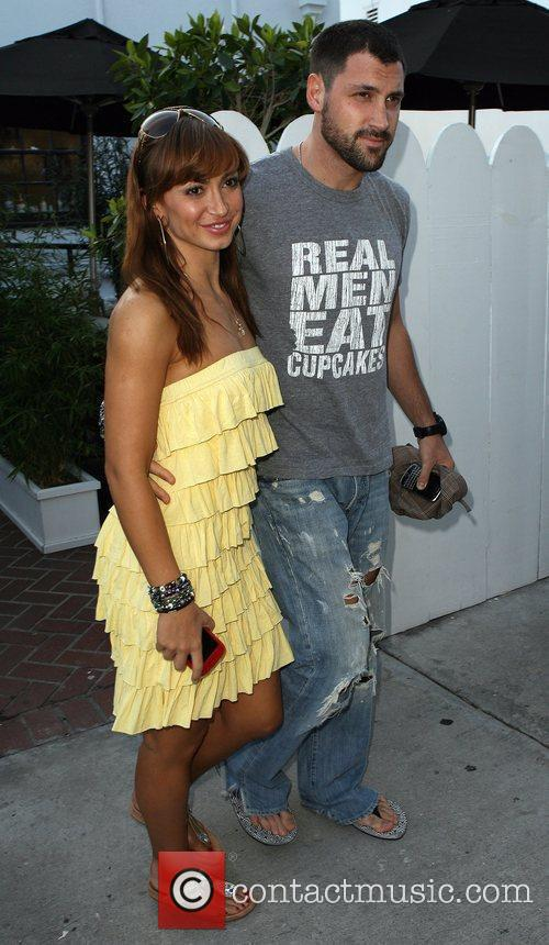 Karina Smirnoff and Her Boyfriend 7