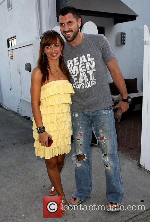 Karina Smirnoff and Her Boyfriend 8