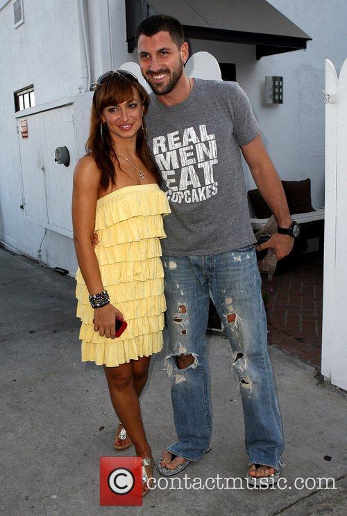Karina Smirnoff and Her Boyfriend 11