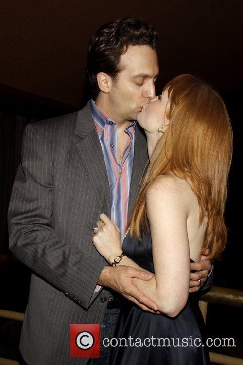 Graham Rowat and his wife Kate Baldwin CD...