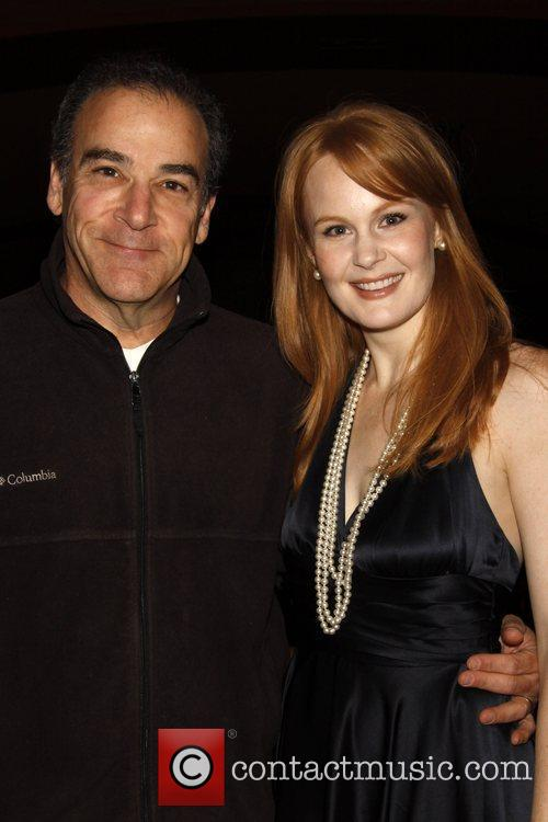 Mandy Patinkin and Kate Baldwin CD release party...