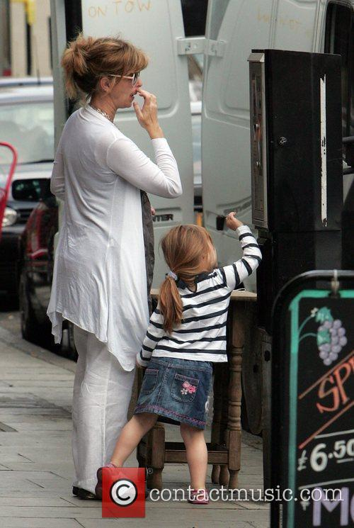 Kate Garraway and Her Daughter Darcy 2
