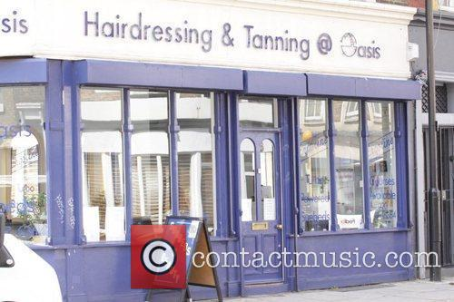 Kate Garraway Goes To The Hairdressers 4
