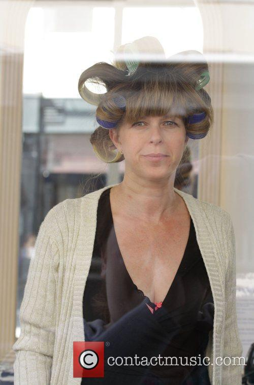 Kate Garraway Goes To The Hairdressers 7