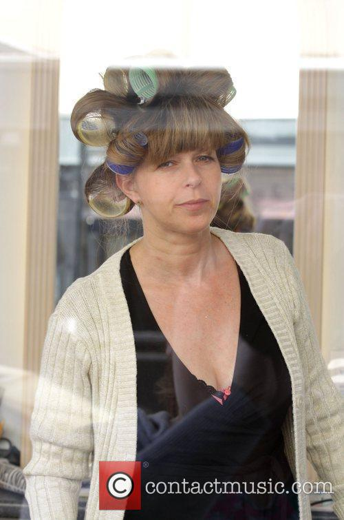 Kate Garraway Goes To The Hairdressers 9