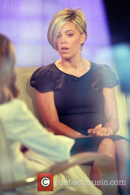 Kate Gosselin talks about her separation from her...