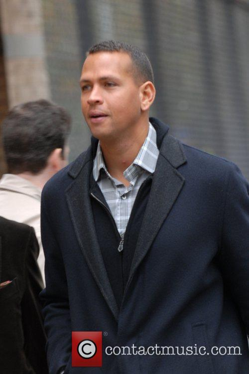 Alex Rodriguez heads to lunch with Kate Hudson...