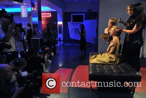 Kate Moss & Tyra Banks Waxwork unveilings held...