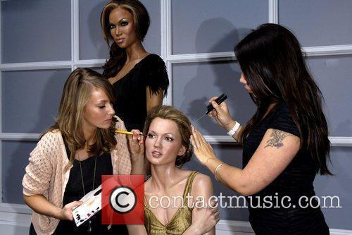 Tyra Banks and Kate Moss 3