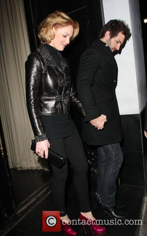 Katherine Heigl and Husband Josh Kelly Beso Restaurant On Katherine's 31st Birthday 3