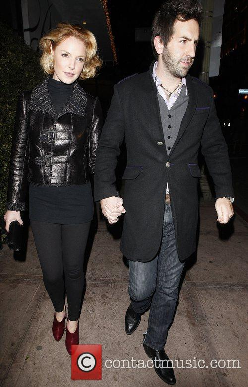 Katherine Heigl and Josh Kelley 9