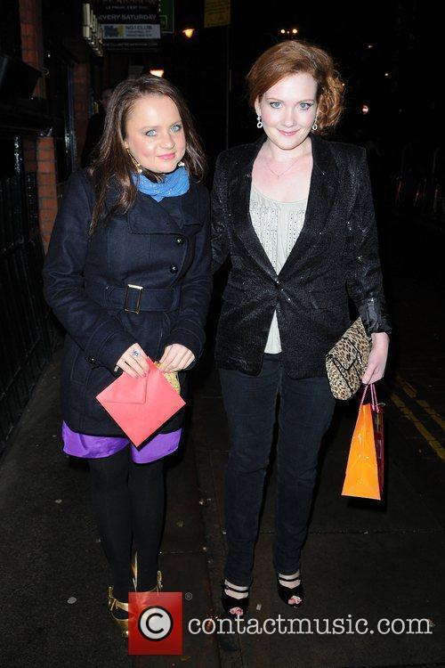 Vicky Binns, Jenny McAlpine
