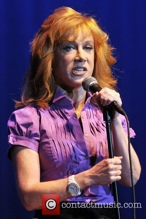 Kathy Griffin 'My Life on the D List'...